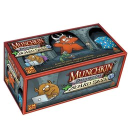 Steve Jackson Games Munchkin Dungeon: Board Silly