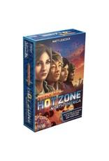 Z-Man Games Pandemic Hot Zone: North America