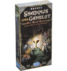 Days of Wonder Shadows Over Camelot: Card Game