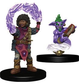 WizKids Wardlings: W2 Girl Wizard & Genie