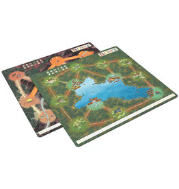 Leder Games Root: Playmat - Mountain/Lake
