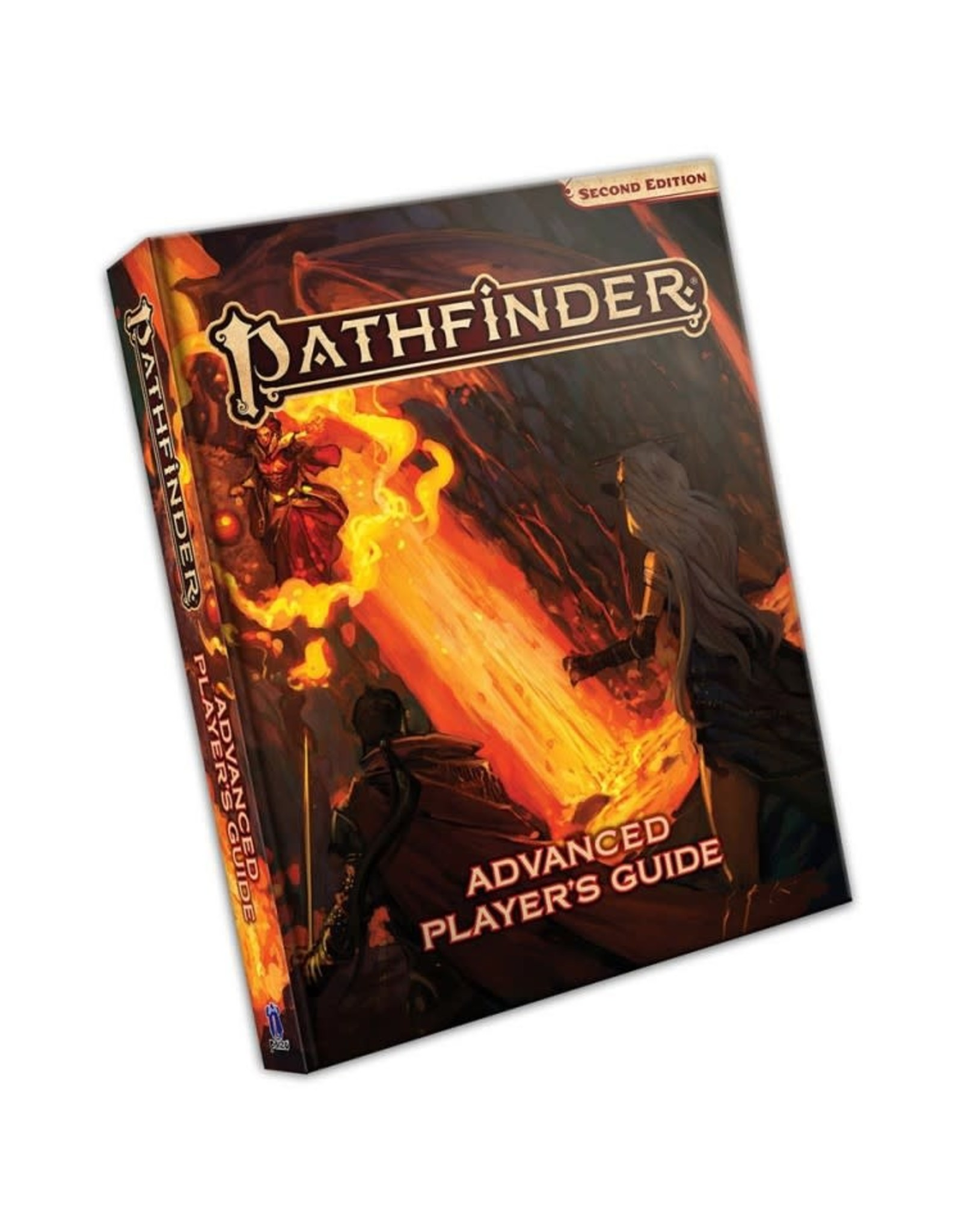 Paizo Publishing Pathfinder RPG: Advanced Player`s Guide Hardcover (P2)