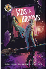 Renegade Game Studios Kids on Brooms RPG: Core Rule Book