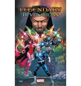 Upper Deck Legendary DBG: Marvel - Revelations Expansion