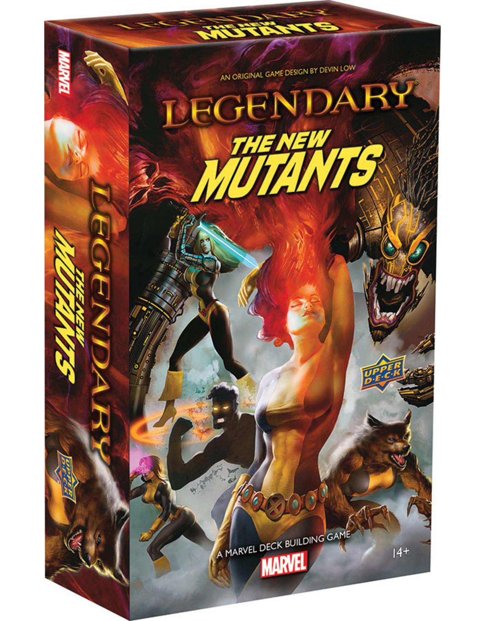 Upper Deck Legendary DBG: Marvel - The New Mutants Expansion