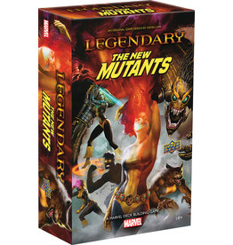Upper Deck Legendary DBG: Marvel - The New Mutants Expansion