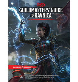 Wizards of the Coast Dungeons and Dragons RPG: Guildmasters` Guide to Ravnica