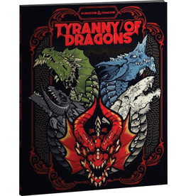 Wizards of the Coast Dungeons and Dragons RPG: Tyranny of Dragons Alternate Cover (LE)