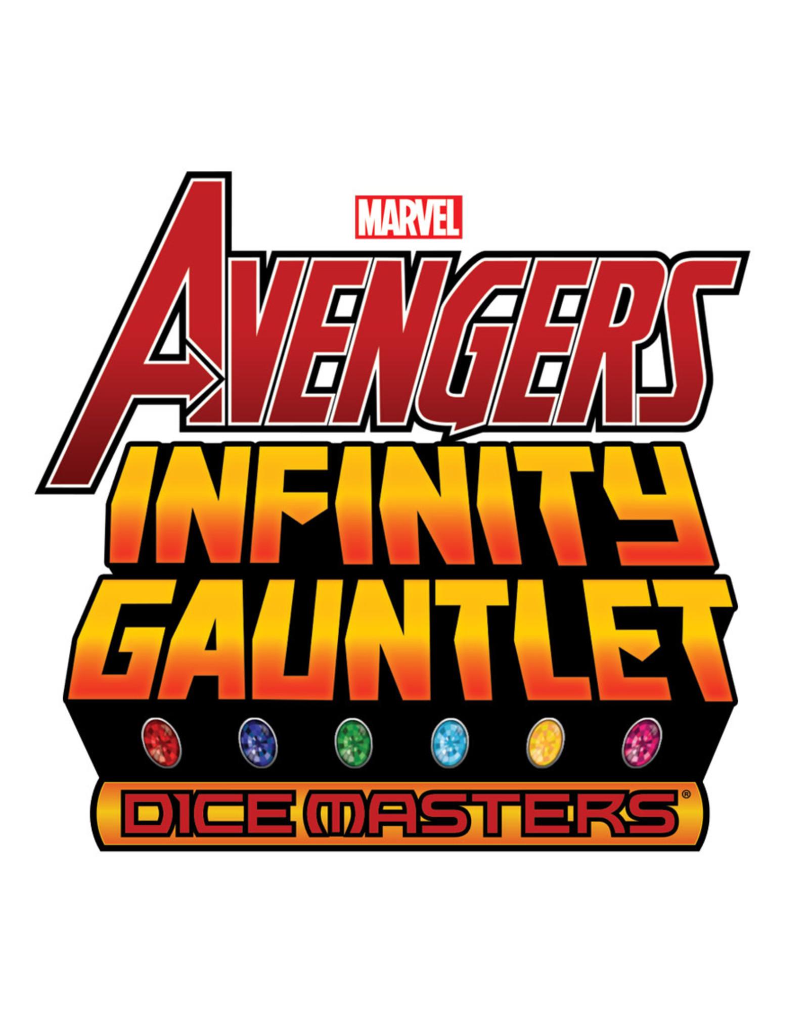 WizKids Marvel Dice Masters: Avengers Infinity Gauntlet Draft Pack