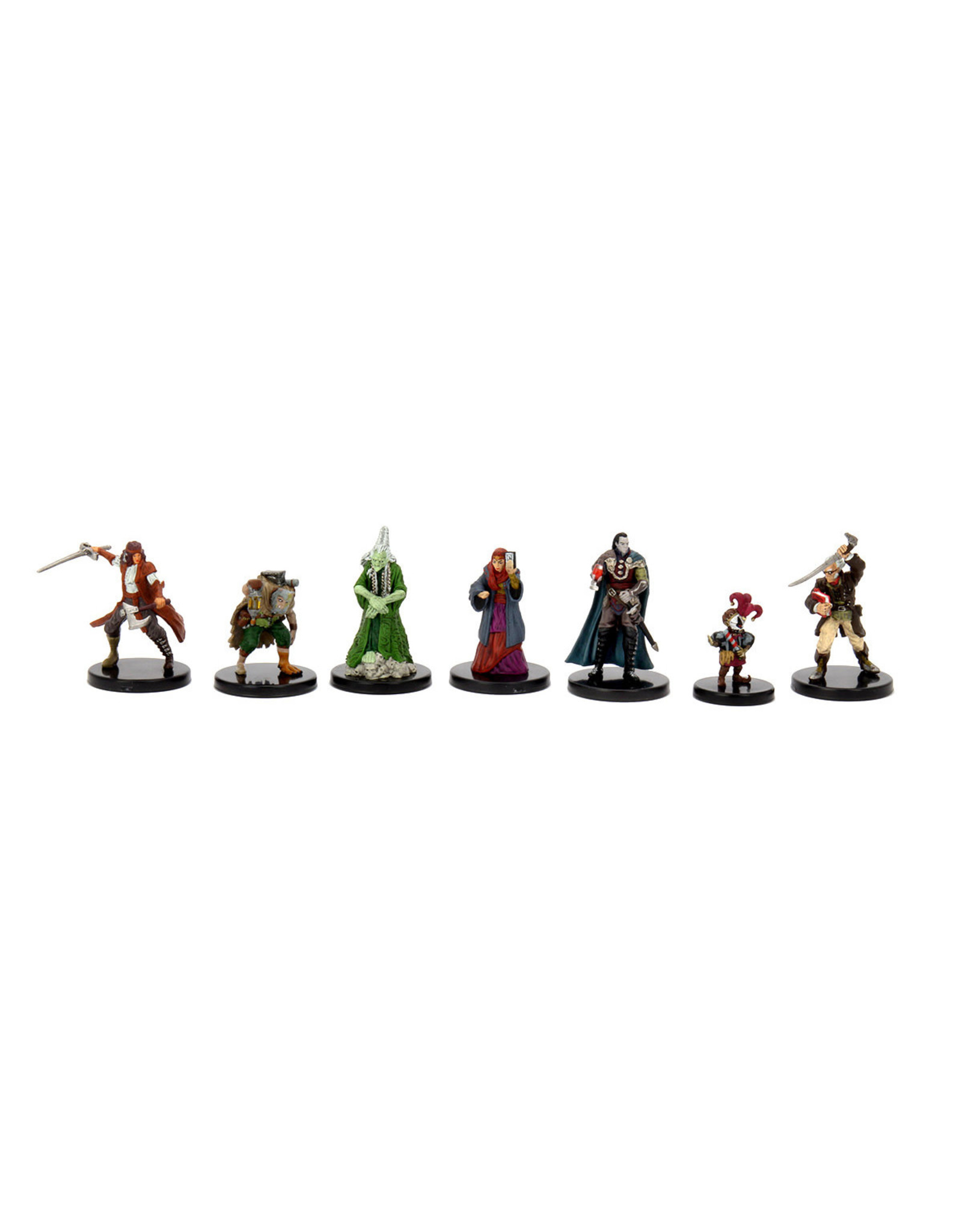 WizKids Dungeons & Dragons Fantasy Miniatures: Icons of the Realms - Curse of Strahd Legends of Barovia Premium Box Set