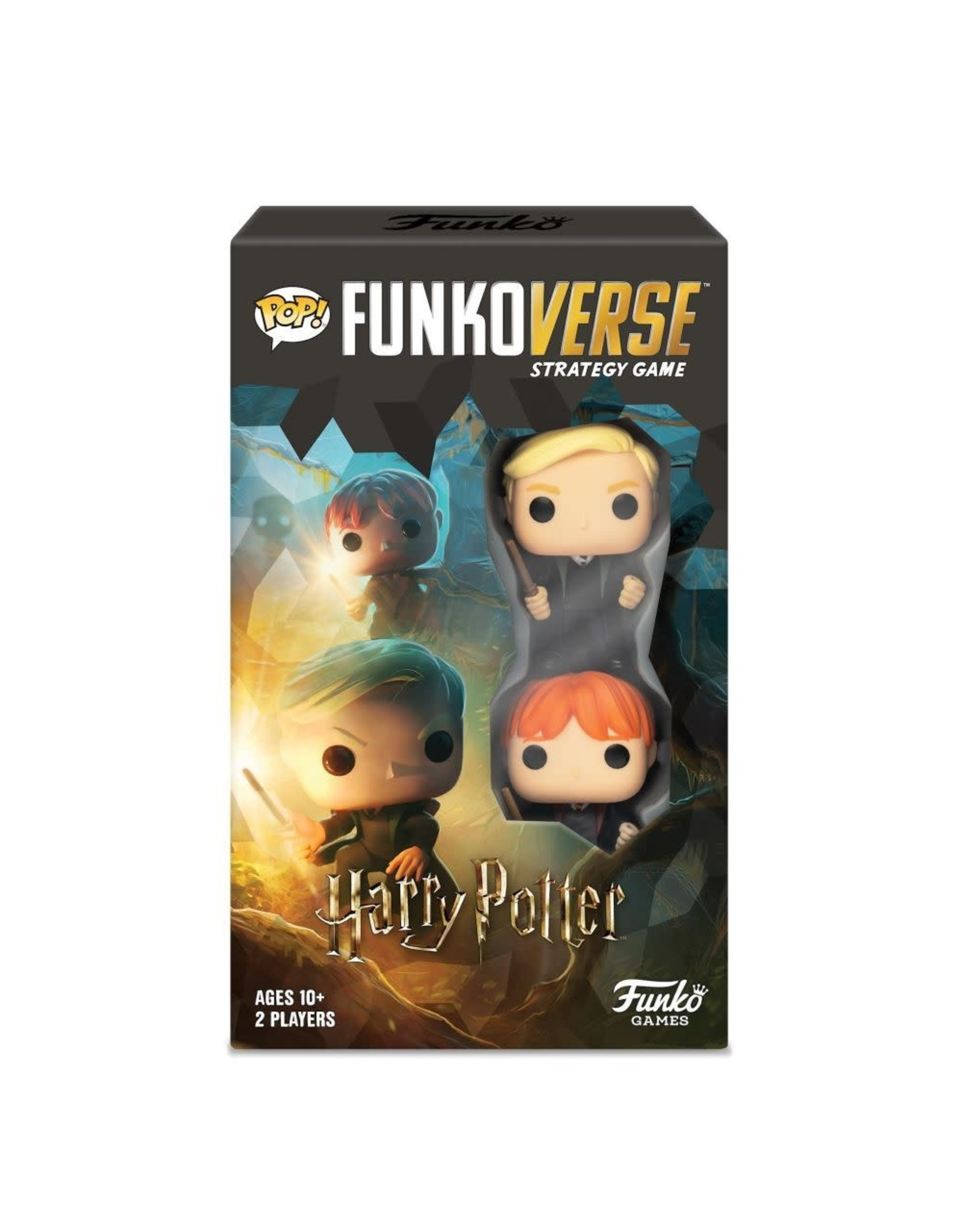 Funko Games POP! Funkoverse Strategy Game Harry Potter 101 Expandalone