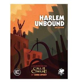 Chaosium  Inc. CoC: 7E: Harlem Unbound 2E