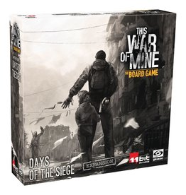 Galakta This War of Mine: Days of the Siege