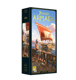 Atomic Mass Games 7 Wonders: Armada Expansion
