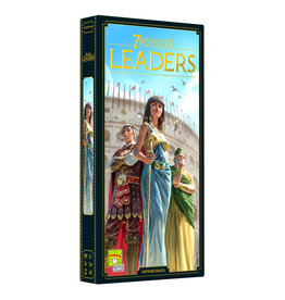 Asmodee 7 Wonders 2E: Leaders Exp.