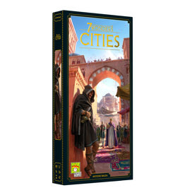 Asmodee 7 Wonders New Edition: Cities Expansion