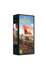 Asmodee 7 Wonders New Edition: Armada Expansion