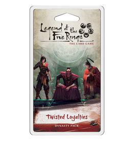 Fantasy Flight Games L5R LCG: Twisted Loyalties