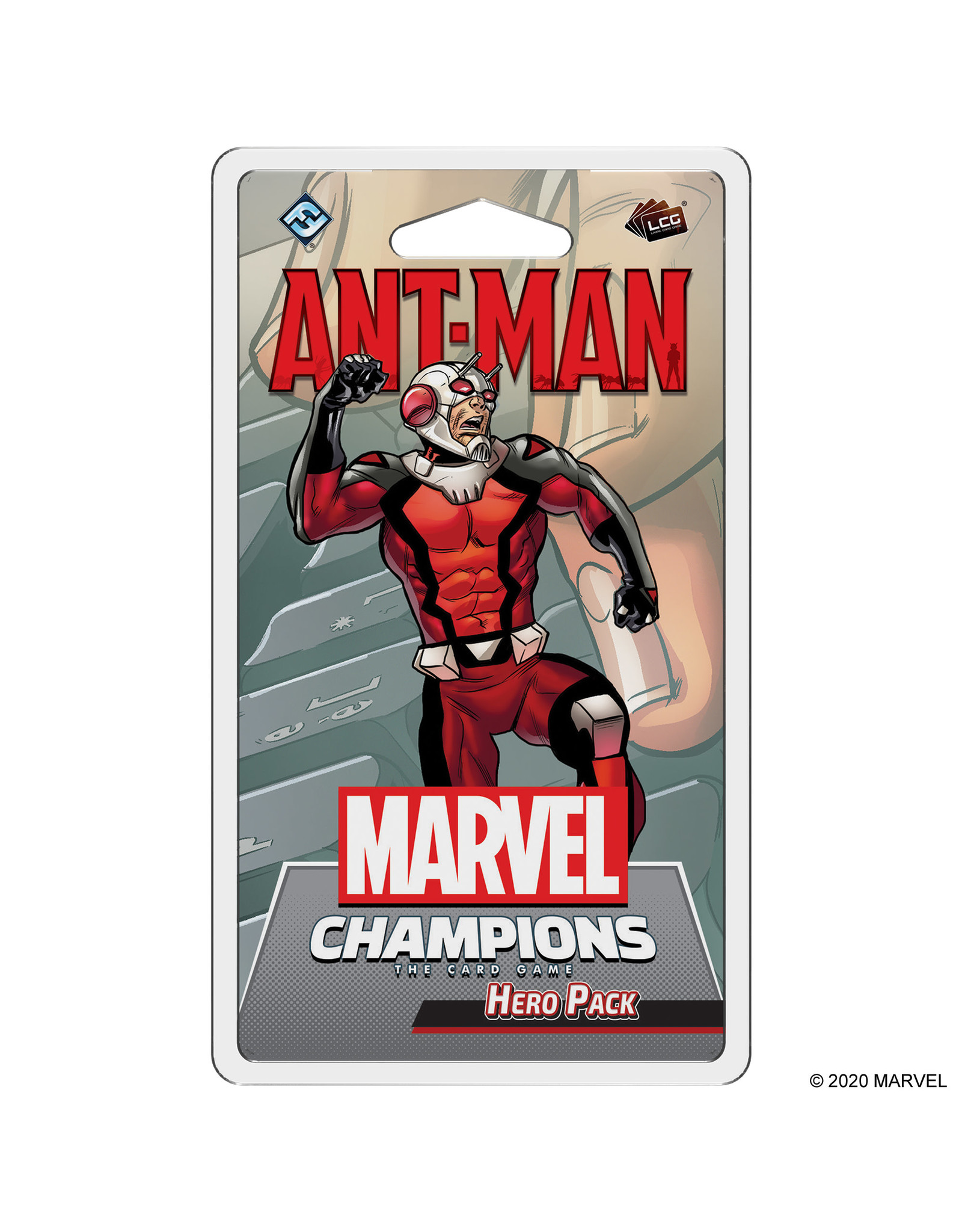 Fantasy Flight Games Marvel Champions LCG: Ant-Man Hero Pack