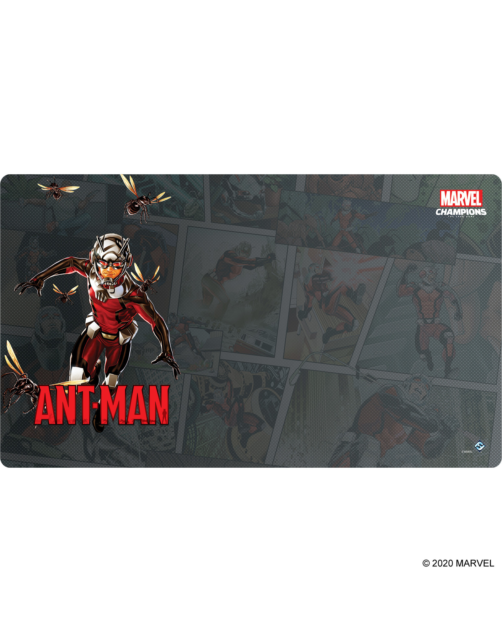 Fantasy Flight Games Marvel Champions LCG: Ant-Man Playmat