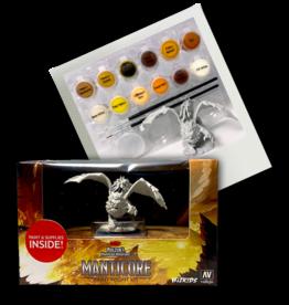 WizKids Manticore Paint Night Kit