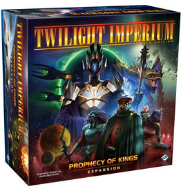 Fantasy Flight Games Twilight Imperium: Prophecy of Kings Expansion