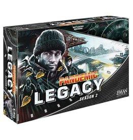 Z-Man Games Pandemic: Legacy Season 2 (Black Ed)