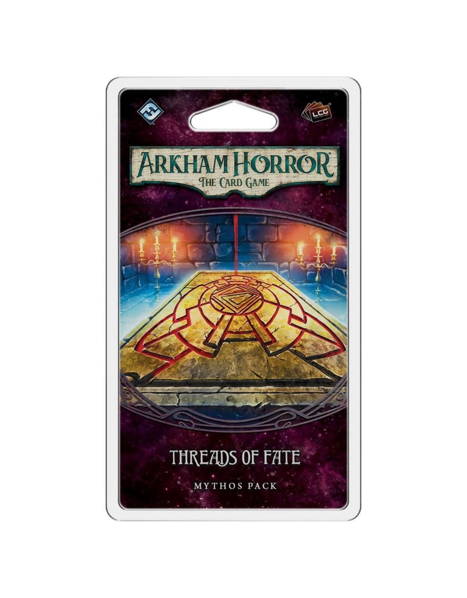 Fantasy Flight Games AH: LCG: Threads of Fate