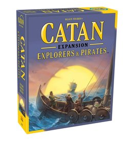 Settlers of Catan Catan Exp: Explorers & Pirates