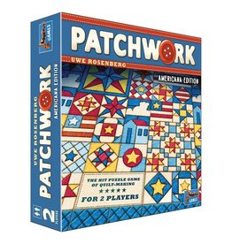 Asmodee Patchwork Americana