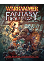 Cubicle Seven Warhammer Fantasy RPG: 4th Edition Rulebook