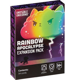 Teeturtle Unstable Unicorns: Rainbow Apocalypse Expansion