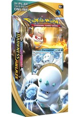 The Pokemon Company Pokemon TCG: Sword & Shield - Darkness Ablaze Galarian Darmanitan Theme Deck