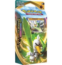 The Pokemon Company Pokemon TCG: Sword & Shield - Darkness Ablaze Galarian Sirfetch'd Theme Deck