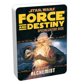 Fantasy Flight Games Star Wars: Force and Destiny: Alchemist Specialization Deck