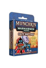 Steve Jackson Games Munchkin: WH 40K: Cults & Cogs