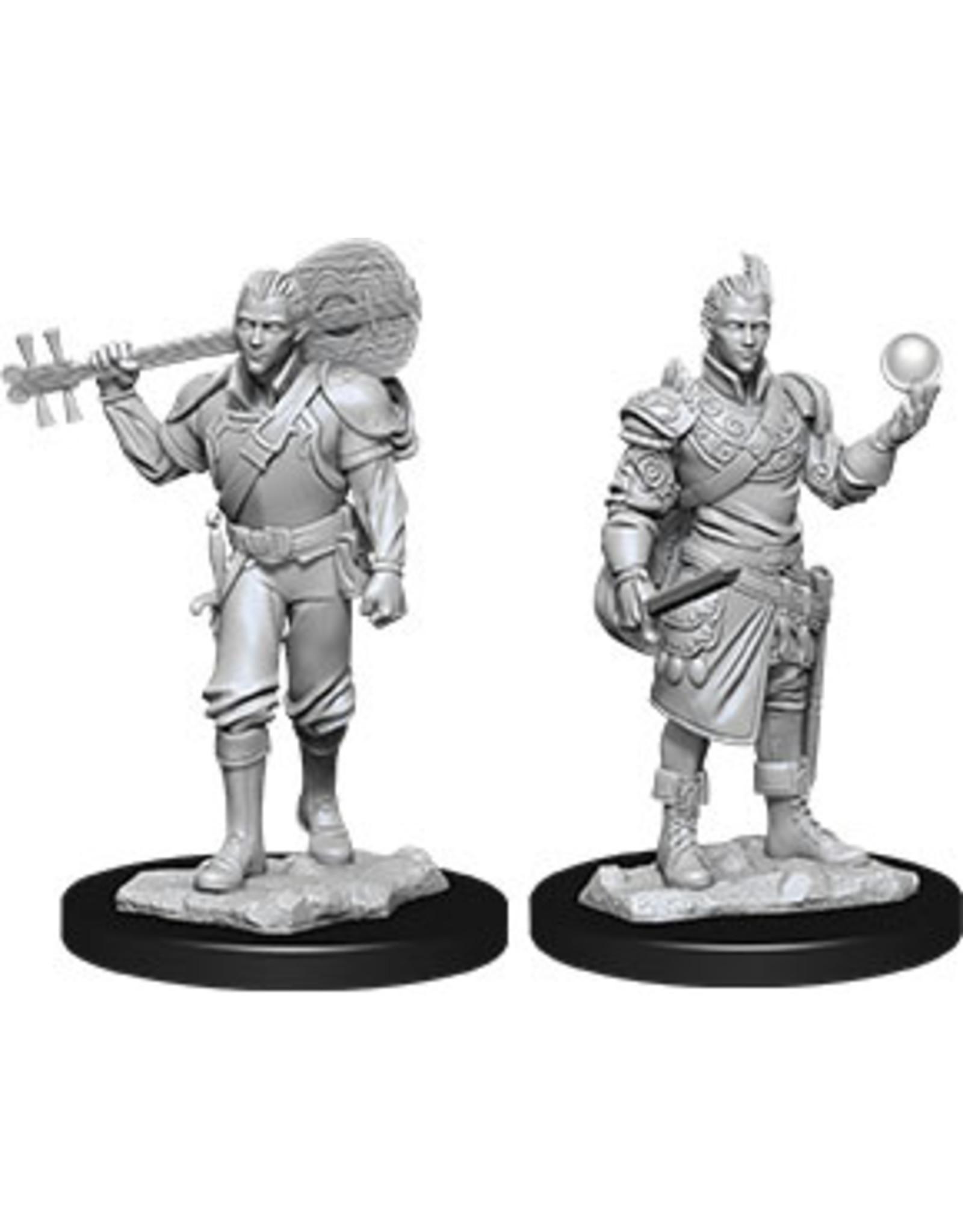 WizKids Dungeons & Dragons Nolzur`s Marvelous Unpainted Miniatures: W12 Male Half-Elf Bard