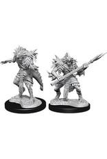 WizKids Dungeons & Dragons Nolzur`s Marvelous Unpainted Miniatures: W12 Sahuagin