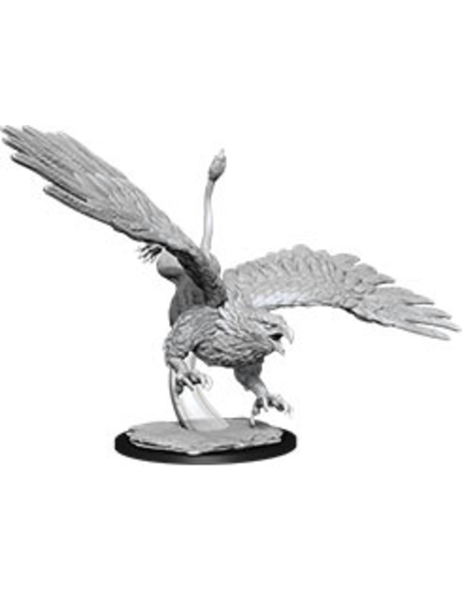 WizKids Dungeons & Dragons Nolzur`s Marvelous Unpainted Miniatures: W12 Diving Griffon