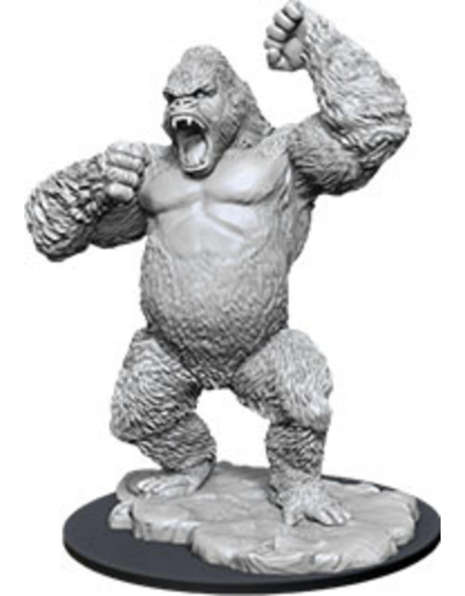 WizKids Dungeons & Dragons Nolzur`s Marvelous Unpainted Miniatures: W12 Giant Ape