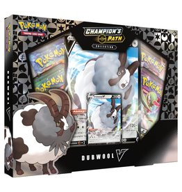 The Pokemon Company PKM: Champion's Path Coll: Dubwool V