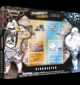 The Pokemon Company PKM: Champion's Path Circhester Gym