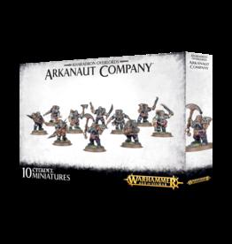 Games Workshop Kharadron Overloads Arkanaut Company