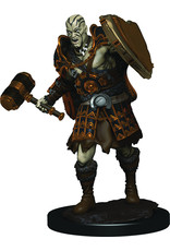 WizKids Dungeons & Dragons Fantasy Miniatures: Icons of the Realms Premium Figures W3 Goliath Male Fighter