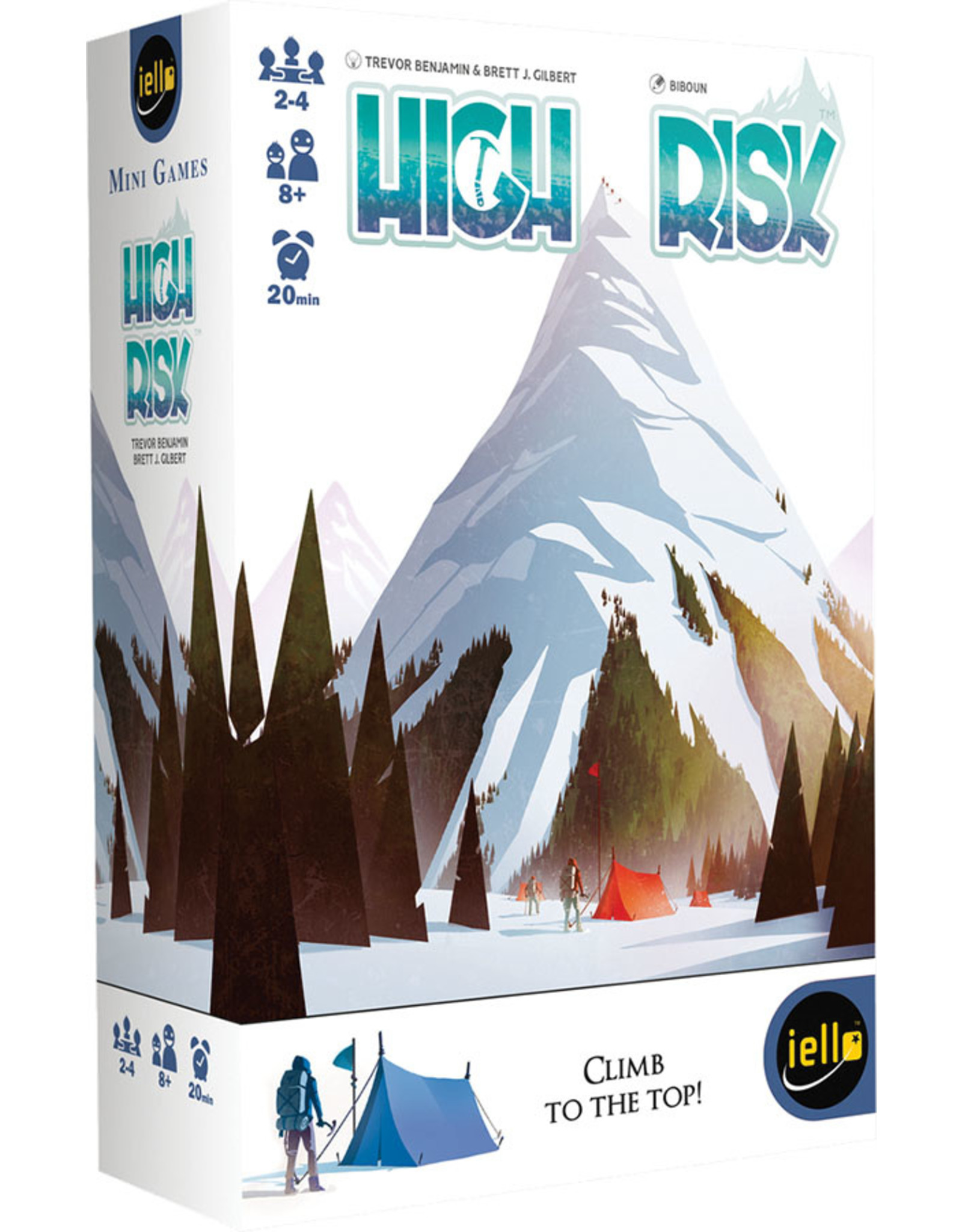 Iello High Risk