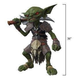 WizKids PF Foam Replica: Life-Sized Goblin