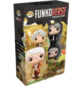 Funko Games POP! Funkoverse Strategy Game Golden Girls 101 Expandalone