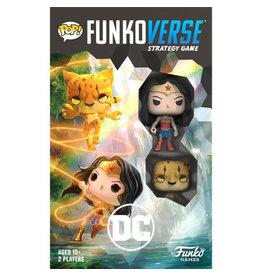 Funko Games POP! Funkoverse Strategy Game DC Comics 102 Expandalone