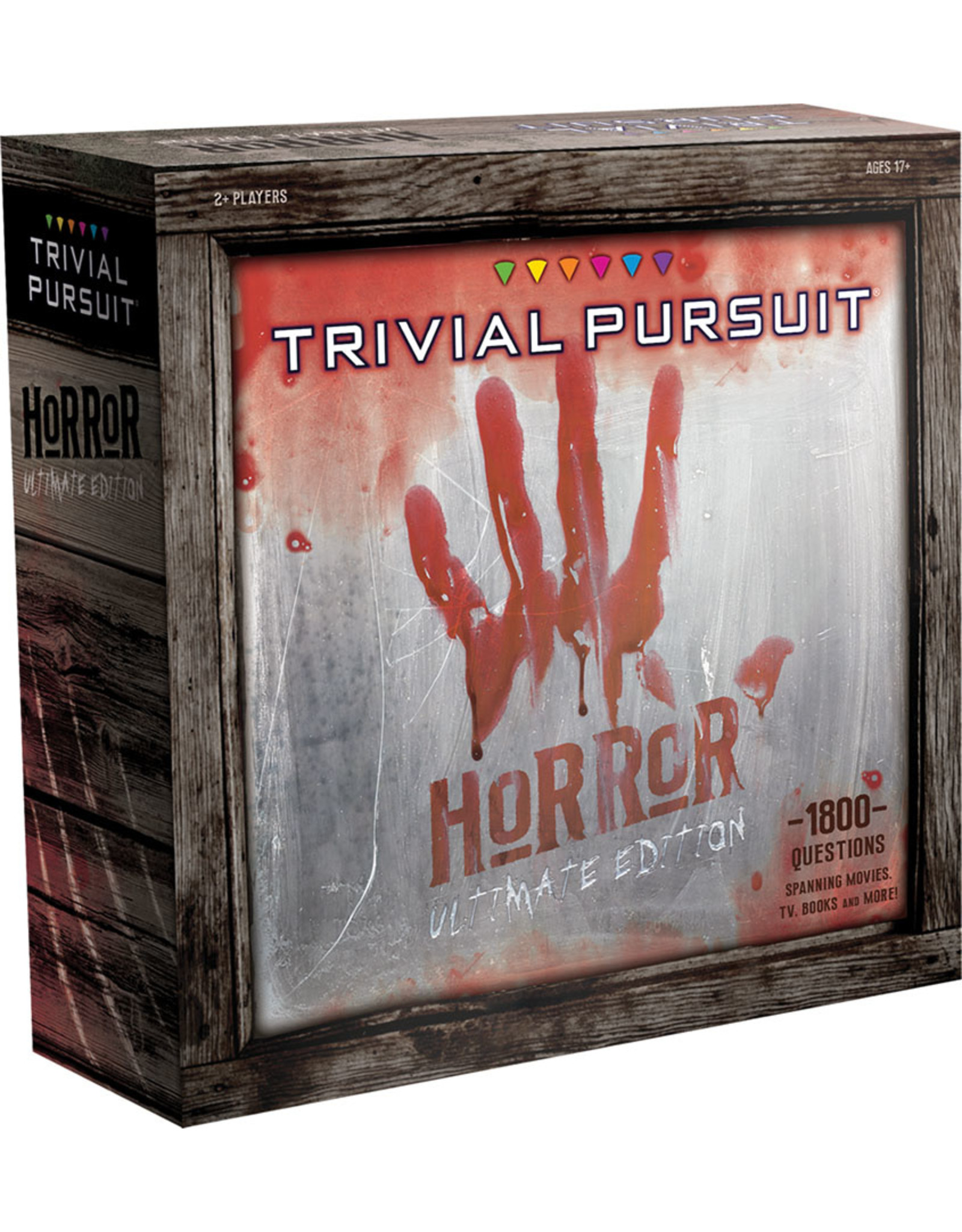 USAopoly Trivial Pursuit: Horror Ultimate Edition