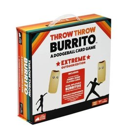 Exploding Kittens Throw Throw Burrito: Extreme Outdoor Edition